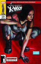 Uncanny X-Men 1 Marvel Mike Choi Spider-Man Homage Todd McFarlane Variant X-23
