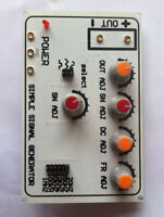 New Function signal generator source frequency signal generator finished board
