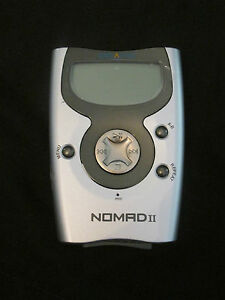 CREATIVE NOMAD II FM REC MP3 FLASH PLAYER IN EXCELLENT CONDITION!!
