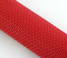 Tarsons Cricket Bat Octopus Red Color Grip Finish Pack of 6 Assorted Non Slip