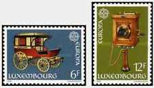 Timbres Europa Luxembourg 937/8 ** lot 20490