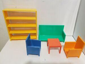 IKEA Lillabo meubles séjour living sitting room mobilier furniture maison poupée