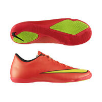 División Desierto Si  Nike Mercurial Victory IV TF Indoor Soccer Futsal Shoes Green Yellow 10 for  sale online | eBay