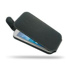 Pdair Leather Flip Top Type Case Cover for Samsung Galaxy Grand Neo - Black