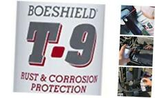 Boeshield T-9 Rust & Corrosion Protection/Inhibitor and Waterproof Lubrication,