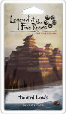 Legend of the Five Rings LCG Tainted Lands Dynasty Pack  FFG L5R New!