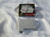 Uber Rare Super NES Converter NTSC to PAL fire Nintendo SNES / Super Famicom SFC