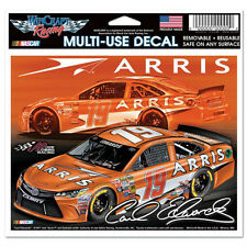 Carl Edwards #19 Multi-Use Decal Sticker By Wincraft