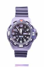 Invicta 25323 Coalition Forces Black Dial Silicone Men's Watch