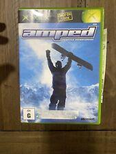 Amped Freestyle Snowboarding - Microsoft Xbox EAN: 805529017641