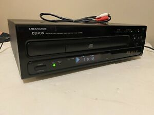 Denon LA-2300 laserdisc/laser disc player with Cable 💥