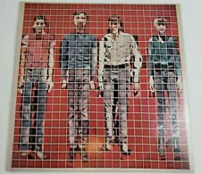 Talking Heads 1978 Sire Records Promo Puzzle + David Byrne/Tina Weymouth Photos