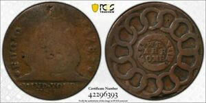 1787 PCGS AG03 States United 4 Cinq Fugio with a TrueView (dw1266)