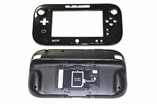 OEM NINTENDO WII U GAMEPAD HOUSING SHELL REPLACEMENT PART WUP-010 Front and back
