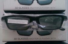 AG-S350 LG Active 3D Glasses Brille for 3D Plasma LG TVs