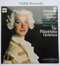 72342 - ORMANDY CONDUCTS STRAUSS - The Philadelphia Orchestra - Ex Con LP Record