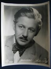 UFA  Aushangfoto  Mutterliebe 1939    Paul Hörbiger  Portrait