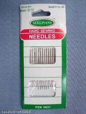 Sharps Needles Size 5/10