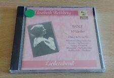 ELISABETH RETHBERG: SELECTED LIEDER (1924-1934) - CD SIGILLATO (SEALED)