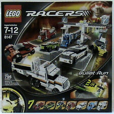 Lego Racer 8147 Bullet Run New Sealed