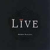 Live - Secret Samadhi (1997) CD Album Near Mint