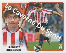 N°300 LLORENTE # ESPANA ATHLETIC CLUB STICKER PANINI ESTE LIGA 2006