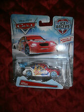 DISNEY PIXAR CARS  VITALY PETROV ICE RACERS SPECIAL ICY EDITION