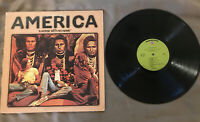 """America A Horse With No Name Vinyl 1971 Record LP 12"""""""