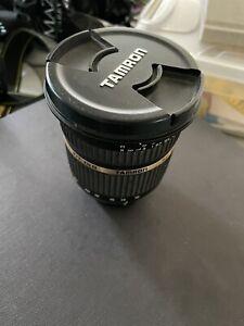 Tamron SP 10-24mm f/3.5-4.5 Lens for Nikon