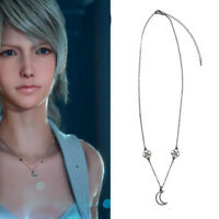 Final Fantasy XV FF15 Necklace Lunafreya Nox Fleuret Princess Luna Cosplay