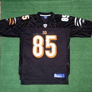 Reebok NFL Cincinnati Bengals Chad Johnson #85 On Field Football Jersey - XL