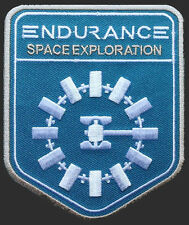 Interstellar Movie Space Exploration Unknown Universe Endurance Crew PATCH