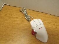 Contour Permit Ergonomic Optical Mouse NS PMO-M-R Tested Working