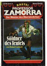 PROFESSOR ZAMORRA Band 74 / SÖLDNER DES TEUFELS