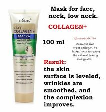 COLLAGEN MASK face neck low neck Anti Aging care lifting deep hydration MIZON