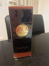 Yves Saint Laurent Opium pour Homme 50ml aftershave Lotion