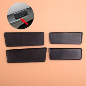4Pcs Front & Rear Door-Switch Bezel Mat Cover Fit For Chevrolet Cruze 2011-2015