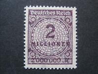 Deutsches Reich MiNr. 315 b  postfrisch** BPP GEPRÜFT (Z 719)
