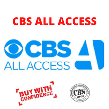 CBS All Access | AD FREE | 1 Year  FULL WARRANTY Fast Delivery