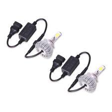 2 Lamps Z1 3HL-9005 Car Headlight 30W 3000LM Import LED Chip Driving 6000K White