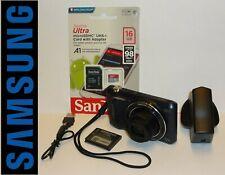 Samsung WB Series WB35F 16.2MP Digital Camera - WiFi - NFC