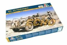 ITALERI Military Model 1/35 Kfz. 15 Funkwagen Scale Hobby 6526 T6526