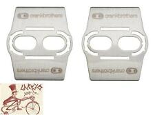 CRANK BROTHERS SHOE SHIELDS BICYCLE PEDAL PART