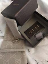 Genuine Gucci Britt Interlocking G Ring