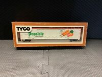 "TYCO HO Popsicle TWIN TREATS REEFER CAR 360 F ""New in Box"""