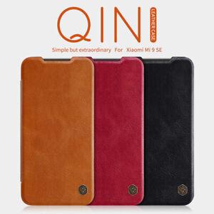 Genuine Nillkin PU Leather Flip Card Case Business Cover For Xiaomi Poco X3 NFC