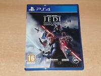 Star Wars Jedi Fallen Order PS4 Playstation 4 **FREE UK POSTAGE**