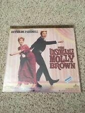 The Unsinkable Molly Brown Laserdisc - Debbie Reynolds