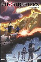 Ghostbusters Trains Brains Ghostly Remains 6 TPB IDW 2013 VF NM 1st Print 5-8
