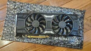 EVGA GeForce GTX 1060 6GB GDDR5 Graphics Card SSC